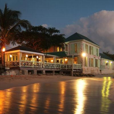 The fish  pot restaurant at night recommended for best local eating out venue