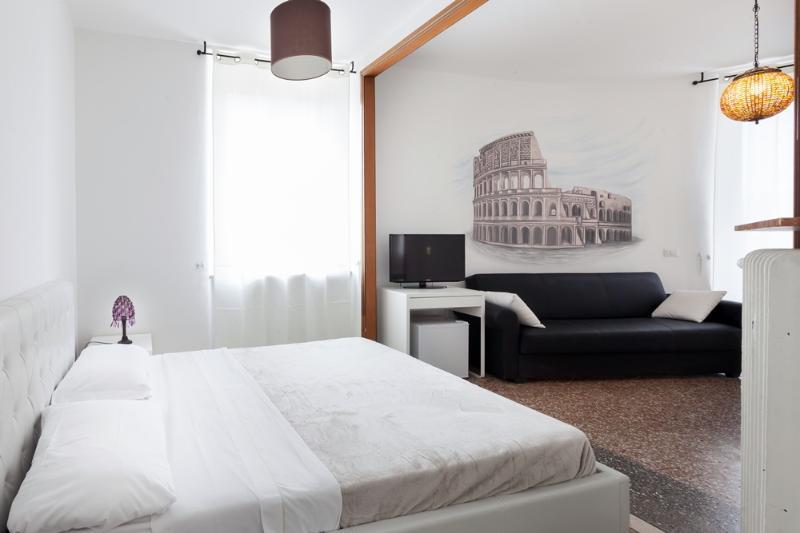 Appartamento curato a 500m dai Musei Vaticani, vacation rental in Vatican City