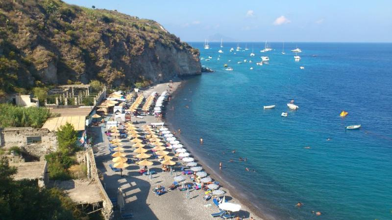 le spiagge bianche