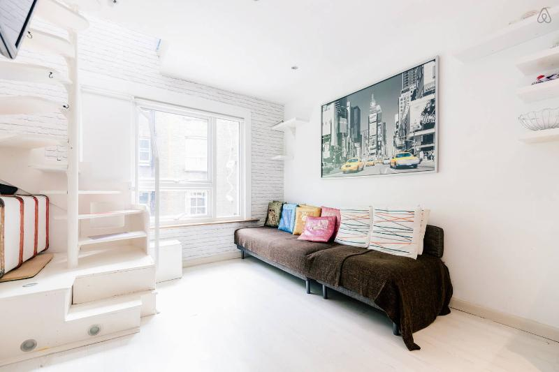 new york style loft apartment has washer updated 2018