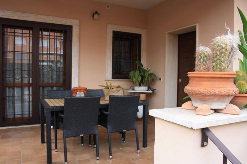 Private House Rome Selcetta Campus, Ferienwohnung in Castel Romano