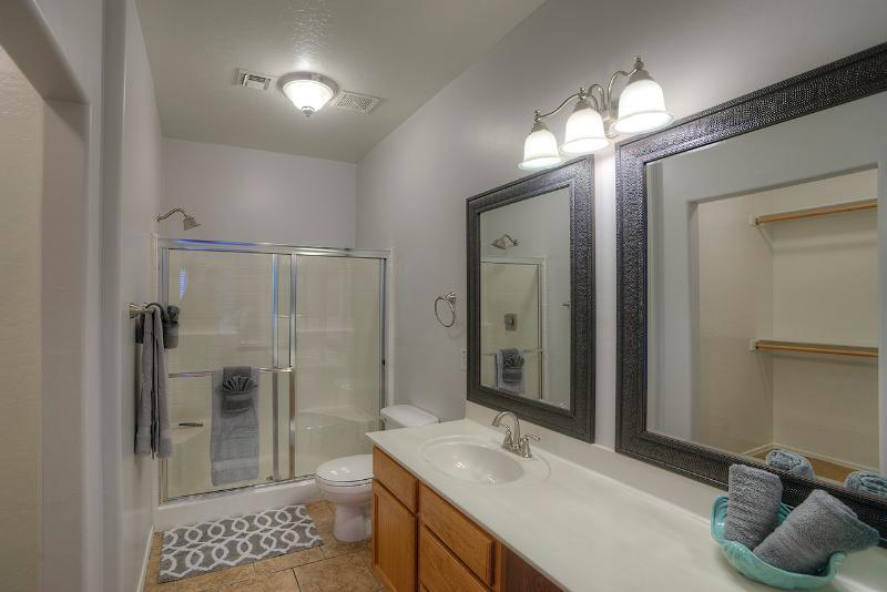 Salle de bains Master