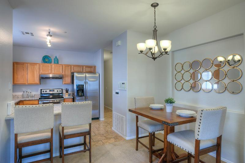 New Remodeled Kitchen with Granite Counters and all new Stainless Steel Appliances