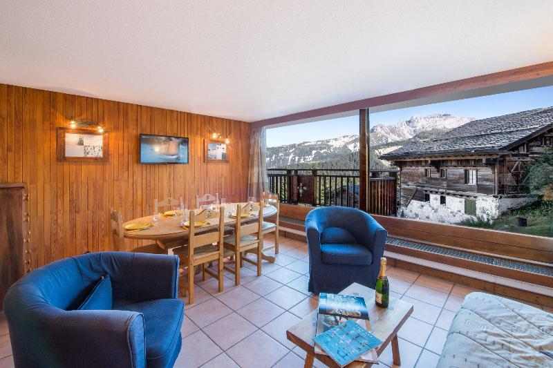 Apartment Rococo Chalet in Courchevel