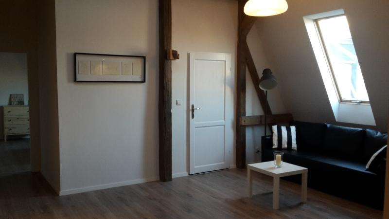 Apartament ART NOUVEAU, city centre, vacation rental in Oborniki