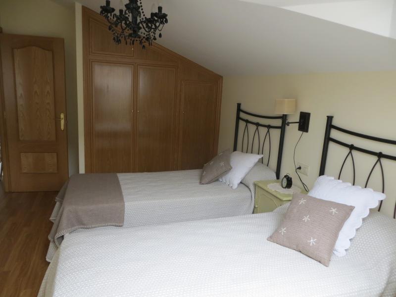 Vista del tercer dormitorio