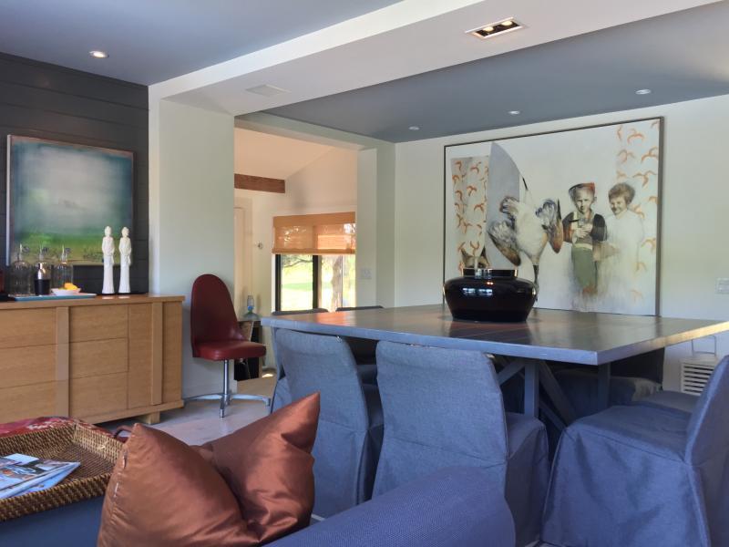 Sala da pranzo che può ospitare 10-12 c/w con chaise di sonno