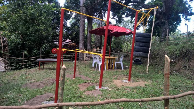 open air gym