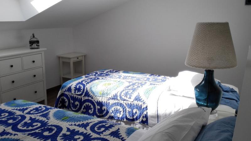 Estudio-Azul-Doppel-/Zweibettzimmer-Bett-Zimmer