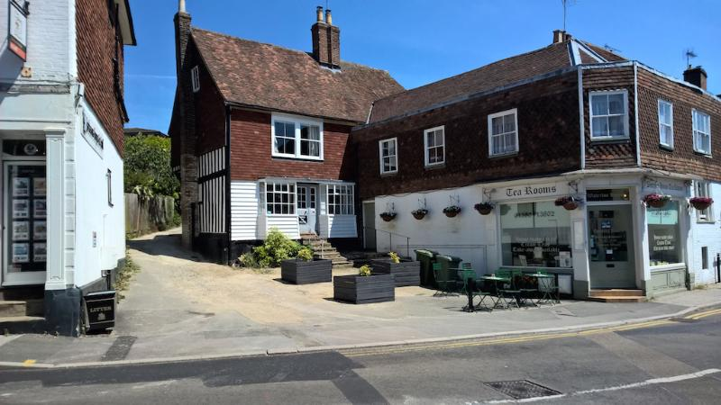 The Bird in Hand, holiday rental in Goudhurst