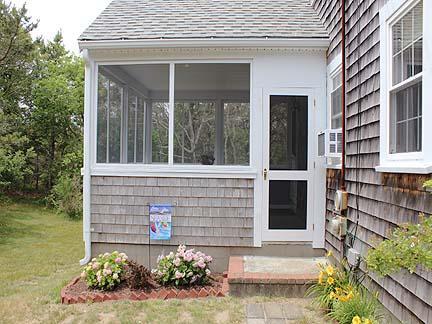 Exterior of Porch