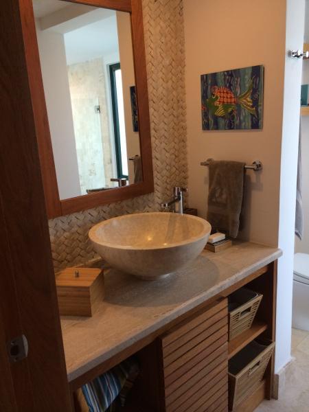 Seconda camera da letto bagno completo
