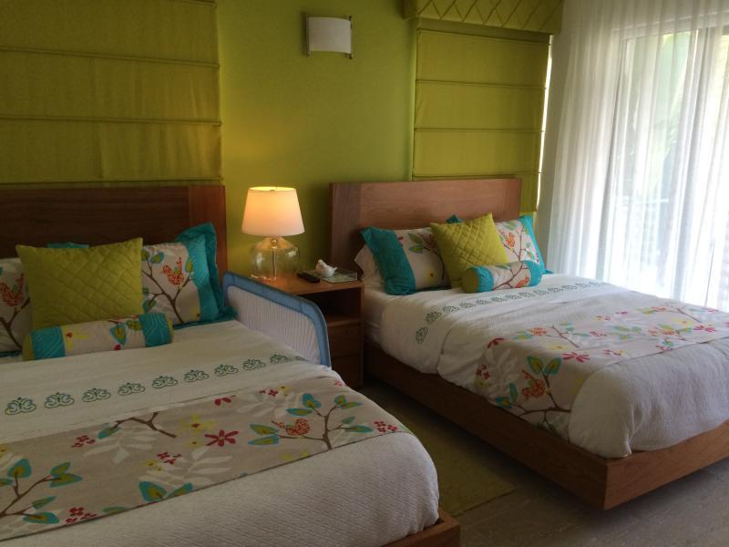 Seconda camera da letto con balcone