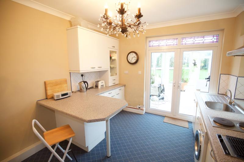 Fully fitted Kitchen and utility room