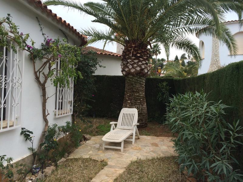 Casa ANNA Denia, your private garden