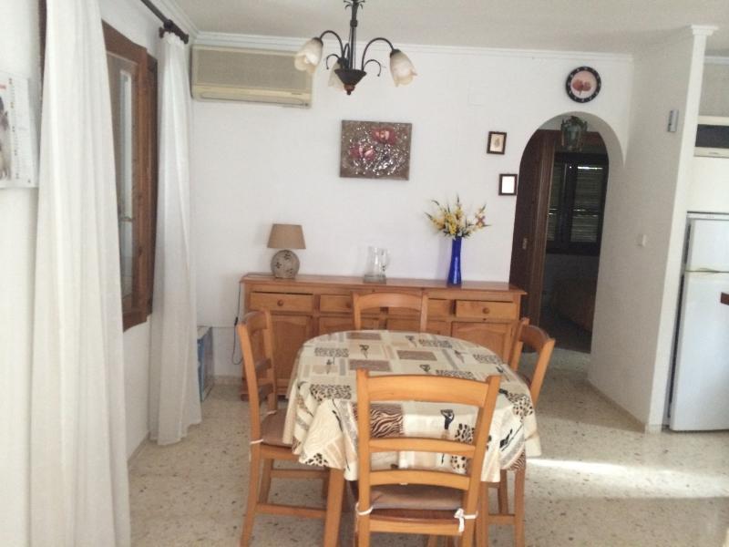 Casa ANNA Denia, dining room