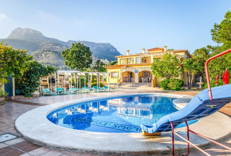 Bungalows Canadá (Calpe) – semesterbostad i Calpe