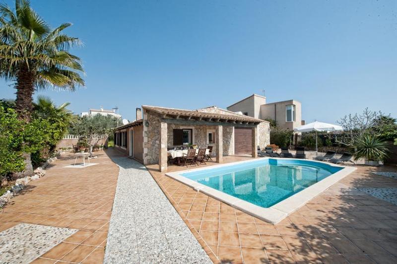 Sa Casetta - Pool Area
