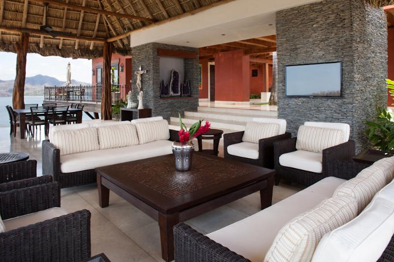 Living space outdoor