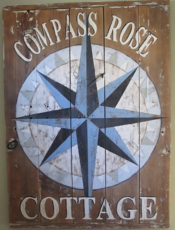 Le invitamos a Compass Rose Cottage.