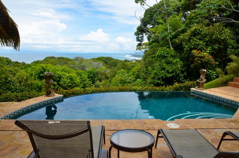 Amazing Ocean View from the Pool