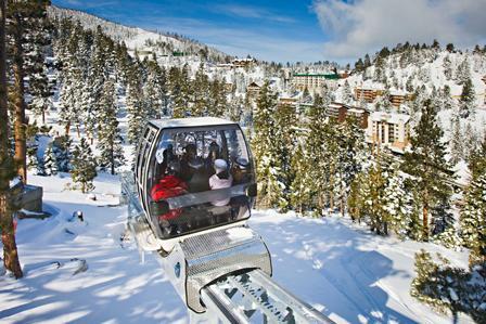 Skier Express gondola