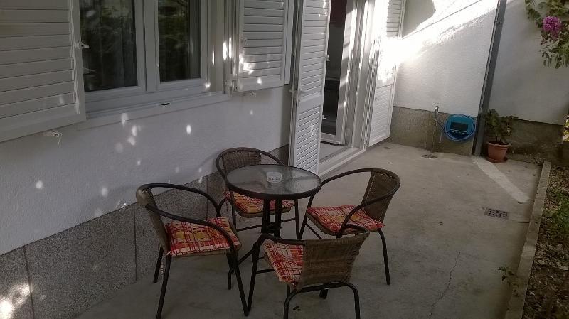 A1 (2 + 2): terrasse