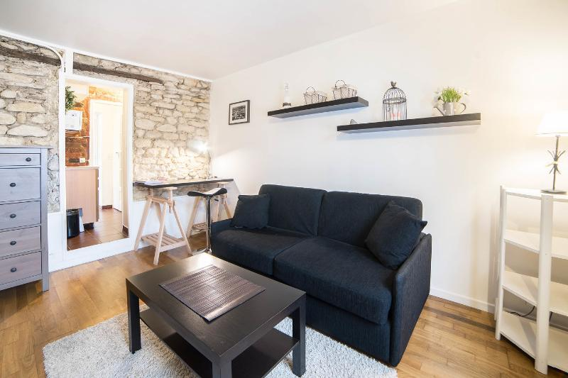 Mobility lease in the heart of 'La Butte-aux-Cailles' - Paris, holiday rental in Gentilly