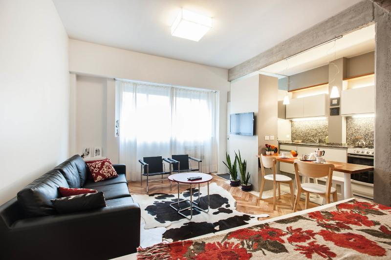 Modern Loft for 2 people in Palermo Botánico, aluguéis de temporada em Capital Distrito Federal