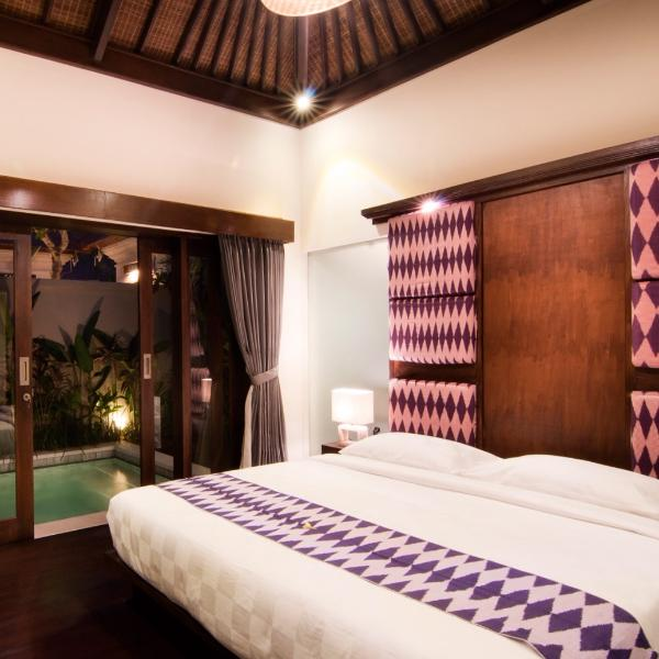 Villa Puspa Sandat two bedroom Villa with Pool, vacation rental in Tanah Lot