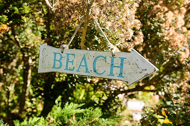A quelques pas de loin de la plage Talland et café servant des produits locaux frais et icecream