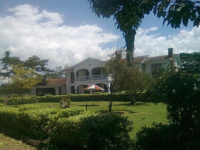 Marura Villa, vacation rental in Nakuru
