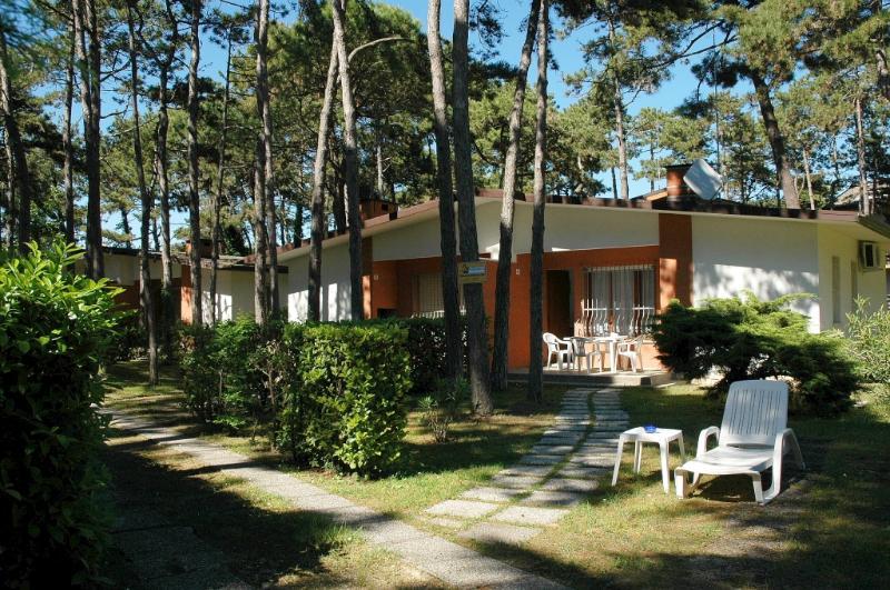 Villetta Allodola C, casa vacanza a Palazzolo dello Stella