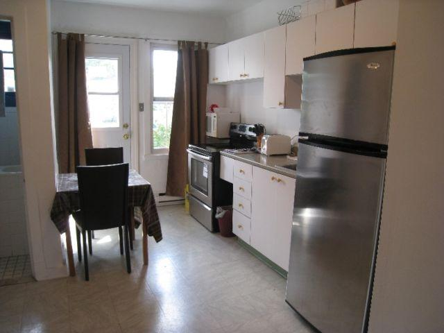 Furnished, equipped apartment - close to downtown, vacation rental in Montreal