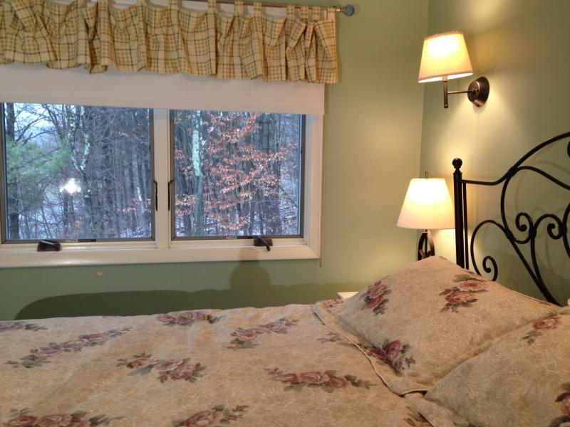 Queen comfort in the Master Bedroom with it's ensuite