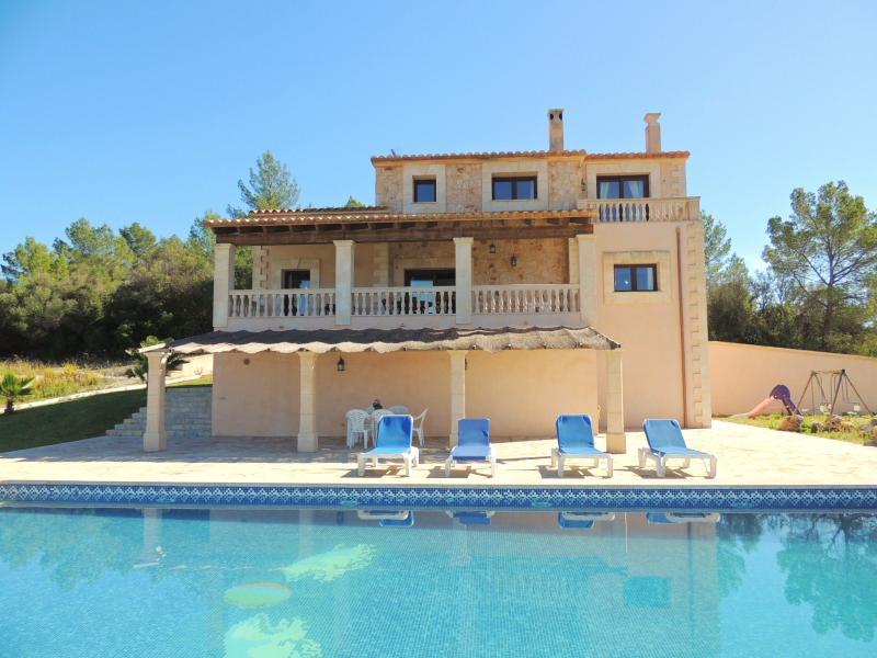 Casa Encanto - Pool area