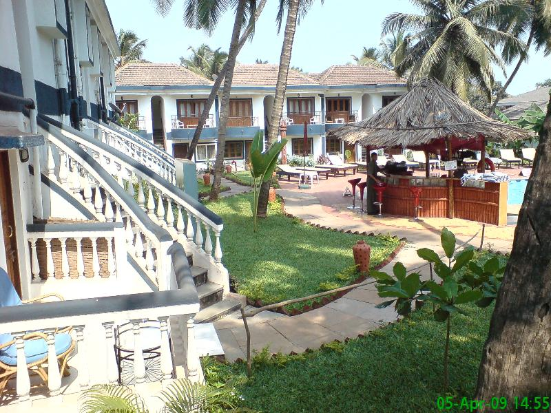 Sunny  Beach apartment 1-1, holiday rental in Candolim