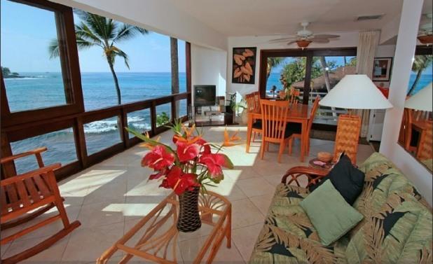 Kona Shangrila - Private Oasis with Pool, vacation rental in Kailua-Kona