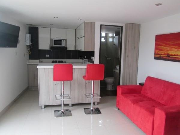 STUDIO APARTMENT IN LA FRONTERA, location de vacances à Girardota