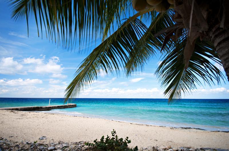 Walk onto the sand from the pool to snorkel, swim, sunbathe to enjoy the Caribbean.