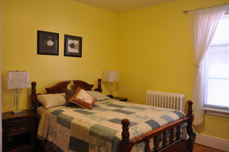 Ambassador B&B Room 1 Yellow