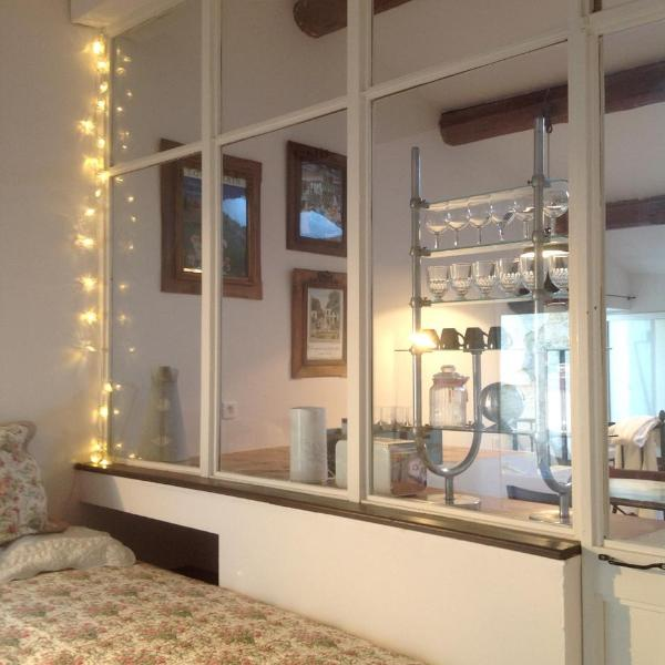 Cozy 1br in the heart of Lourmarin, holiday rental in Puyvert