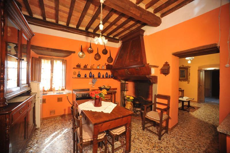 Casa Olga, la cucina