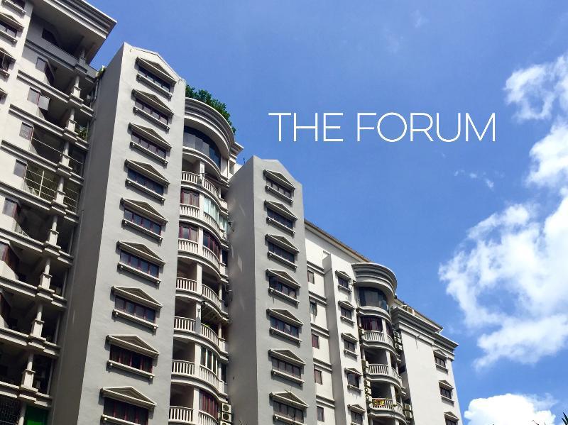The Forum Kuala Lumpur, Ferienwohnung in Kuala Lumpur