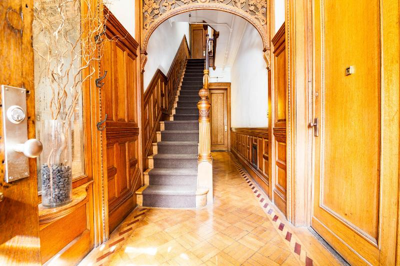 Entry foyer.