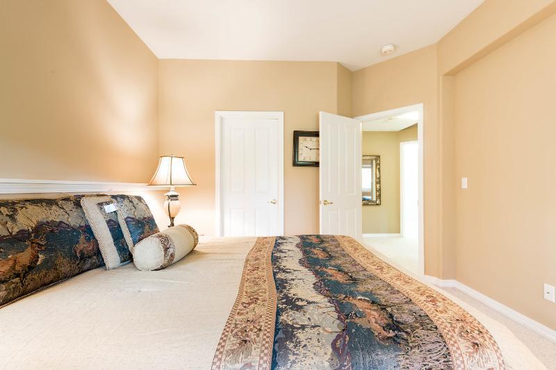 The Second Downstairs Queen Bedroom