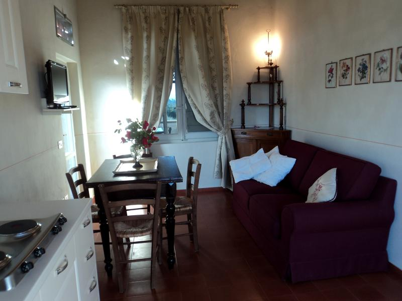 Il Pignocco Country House-Trilocale Liber. Living area
