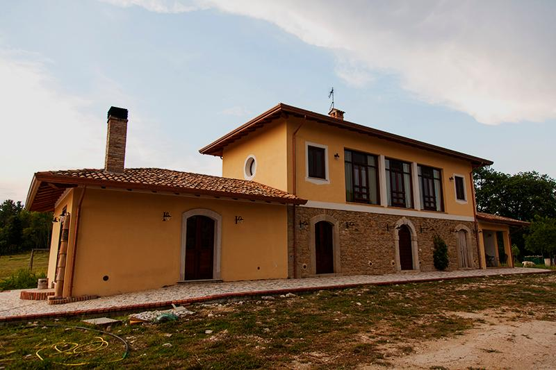 casale rosarossa stanza1, vacation rental in Arce