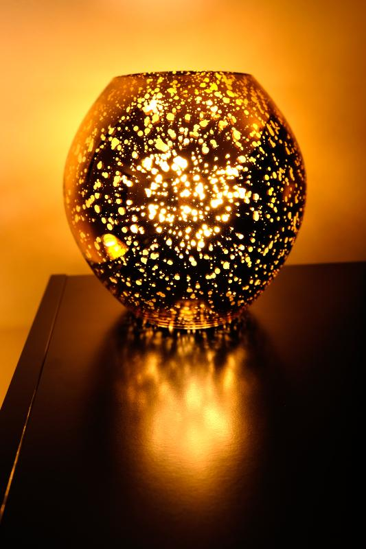 Golden Color Lamp