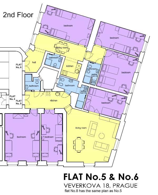 ground plan 2nd floor
